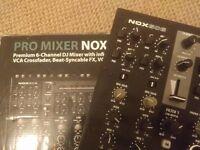 Behringer NOX606 DJ mixer