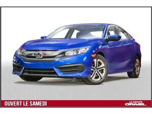 2016 Honda Civic LX - BLUETOOTH - SIEGE CHAUFFANT