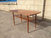 Coffee Table -Vintage Teak -
