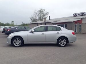 2012 Infiniti G37 Luxury - Loaded - Moon - Leather