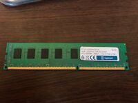 Hyperam PC3-10600 4GB 1333MHz