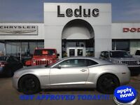 2012 CHEVROLET CAMARO - SPORTY COUPE! - GET APPROVED TODAY!