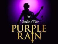 2 Tickets for Purple Rain - A Celebration of Prince Glasgow 02 ABC