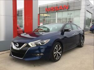 2016 Nissan Maxima SL, Navigation, BOSE audio, Dual Roof