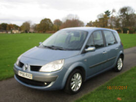 FABULOUS VALUE 1.4 RENAULT SCENIC