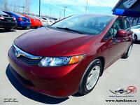 2012 Honda Civic Sdn LX *LIQUIDATION*
