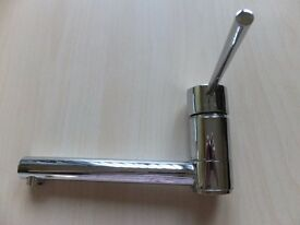 Lamona chrome Laveno single mixer tap bought from Howden's. VGC