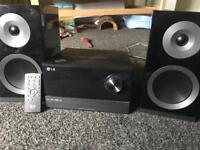 LG stereo