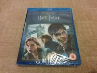 Harry Potter and the Deathly Hallows Part 1 - Blu Ray - New and Sealed