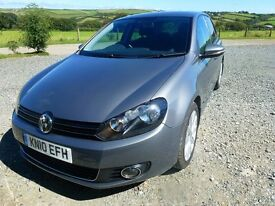 vw Golf 2.0 Tdi GT 140bhp