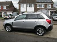 Vauxhall Antara Diamond CDTI 2.2 Litre 4x4 2013 Silver