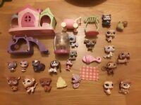 Littlest pet shop bundle toys animals