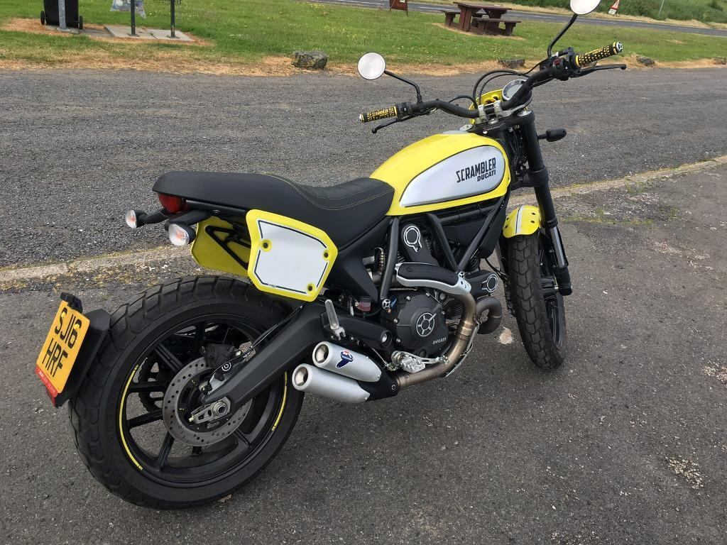 Ducati Scrambler Flat Track Pro In Rothesay Argyll And Bute Gumtree