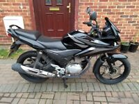 2012 Honda CBF 125 motorcycle, 9 months MOT, service history, very good runner, bargain, ride away,,
