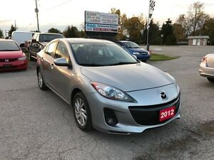 2012 Mazda MAZDA3 GS-SKY **LEATHER**6 SPEED**