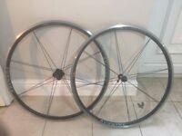 Shimano 700c aero road bike wheels