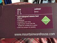 Mountain Warehouse - Rapid Waterproof Womens Boots