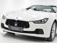 Maserati Ghibli DV6 (white) 2015-10-23