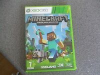 xbox 360 game works perfect mine craft