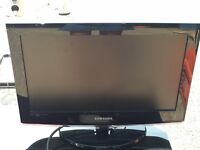 "Samsung 18"" screen tv"