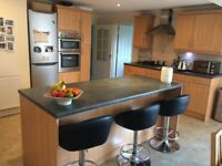 Full Beech Kitchen (Moores) for sale
