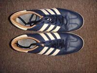 Vintage 1970's Franz Beckenbauer Adidas Trainers