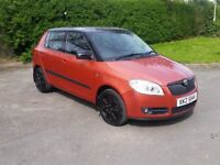2008 Skoda Fabia TDi 105, full year MOT - trade ins & swaps welcome - delivery available