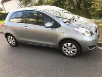 Toyota Yaris 1.0 TR 2009 only 12k miles mot history