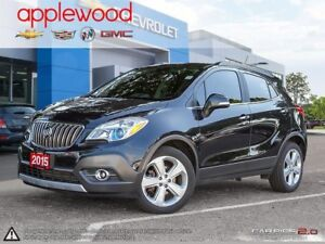 2015 Buick Encore Convenience ONE OWNER SHOWROOM CONDITION AN...