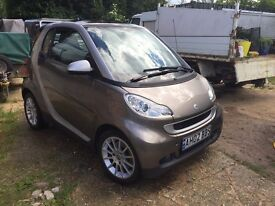 2009 Smart Fortwo Passion **Low mileage**