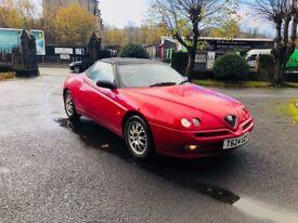 1999 Alfa Romeo Spider 2.0 16v