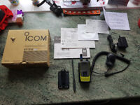 Icom ID-51 ID51 PLUS Dstar D-Star & TYT MD390 DMR. Price for the pair.