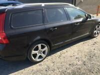 PARTS FROM 2011 VOLVO V70 MK3 R-DESIGN 2.0D3 AUTOMATIC ALL PARTS AVAILABLE