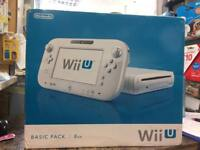 Nintendo wiiu set box