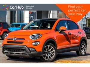 2017 Fiat 500X Trekking|Sunroof|Backup_Cam|Sat|Sunroof|18Alloys