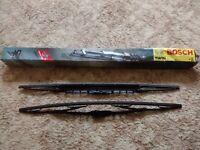 Bosch 582s Wiper Blades