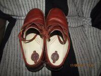 Dr. Martens air cushion sole shoes