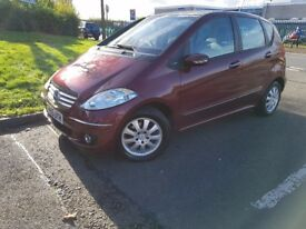 Mercedes A class diesel automatic service history