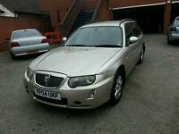 rover 75 estate diesel mot august