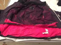 O'NEILL jacket, matching salopettes etc
