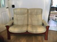 Stressless Sofa and Chairs