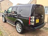 Land Rover discovery 2009 with extras HSE