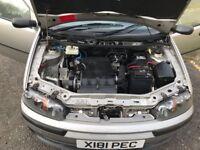 2000 Fiat Punto 1.2 16v ELX Speedgear 5dr Automatic @07445775115
