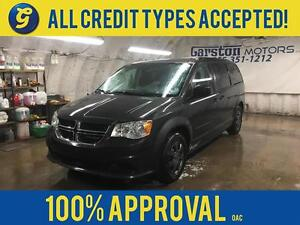 2012 Dodge Grand Caravan DUAL ROW STOW N'GO*7 SEATER*TRI ZONE CL