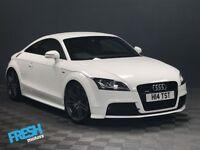 Audi TT 2.0 TDI Quattro S Line Black Edition 2013 - 12 Months MOT upon sale