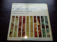 Twelve well loved Cristmas Carols from Exeter Cathedral