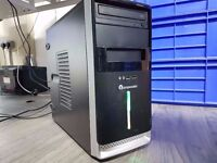 Powerful, fully Functional PC Tower - Windows 10 - Factory reset