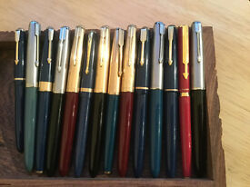 All Old Fountain Pens Wanted Including Non Working/Damaged Examples.