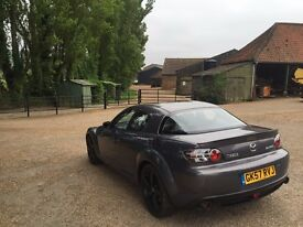 Mazda RX-8 1.3 4dr Recently Re-build Engine