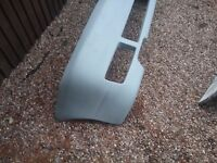 A3 body kit bumpers